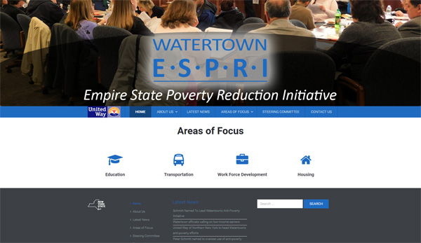 Watertown Empire State Poverty Reduction Initiative