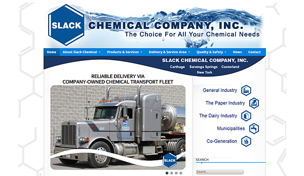 Slack Chemical Company, Inc.